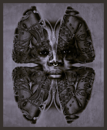 Butterfly Lung by Chelone Wolf