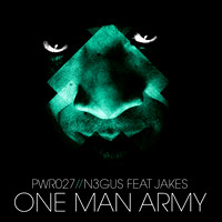 "Cover photography for ""One Man Army"" by N3gus & Jakes"